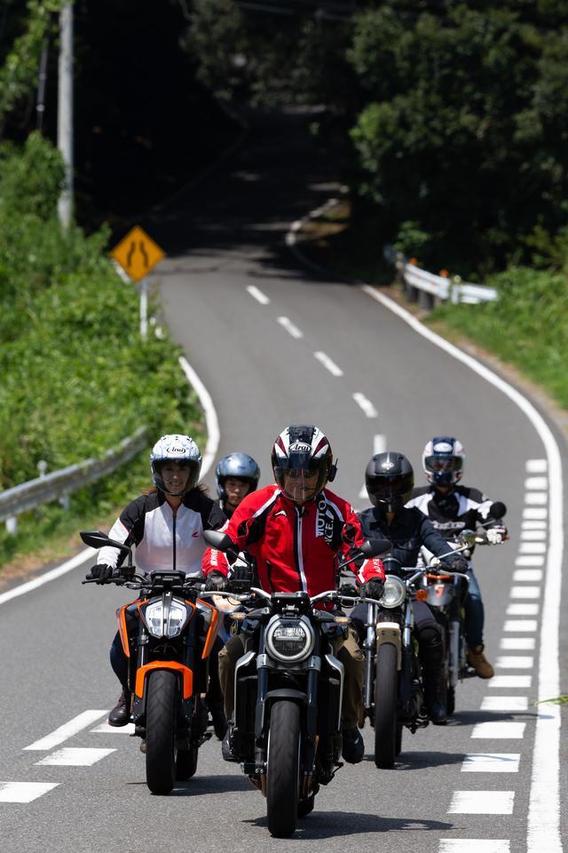 画像: 「長く安全に笑顔で乗って欲しい」という柏 氏によるレクチャーをお楽しみください!