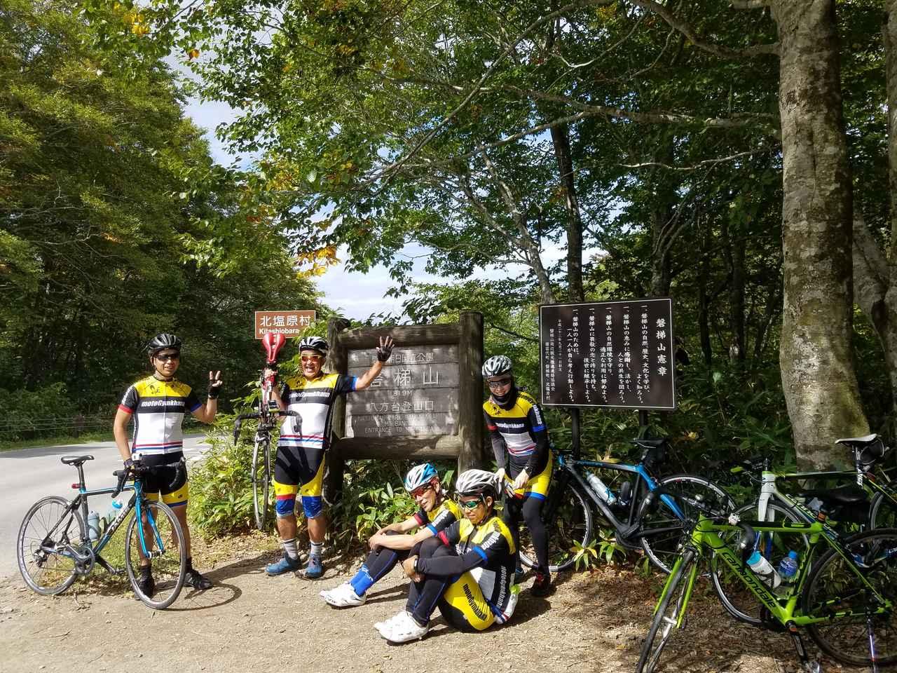 画像: バイクはバイクでも、ロードバイク。(^^) ジムカーナ選手もランニングなど体力作りしている人は結構います。