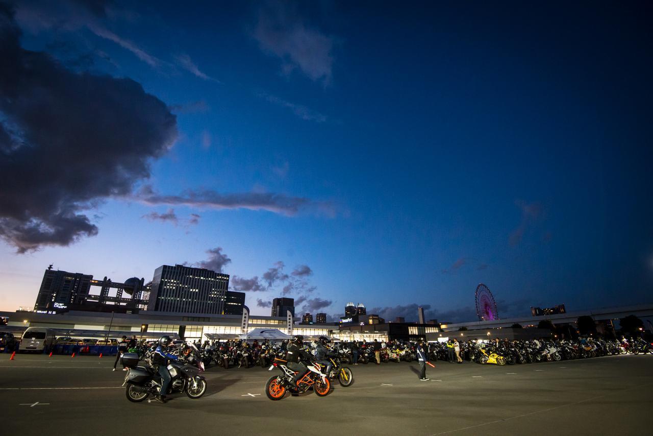 画像2: 「4th Night Rider Meeting」開催概要
