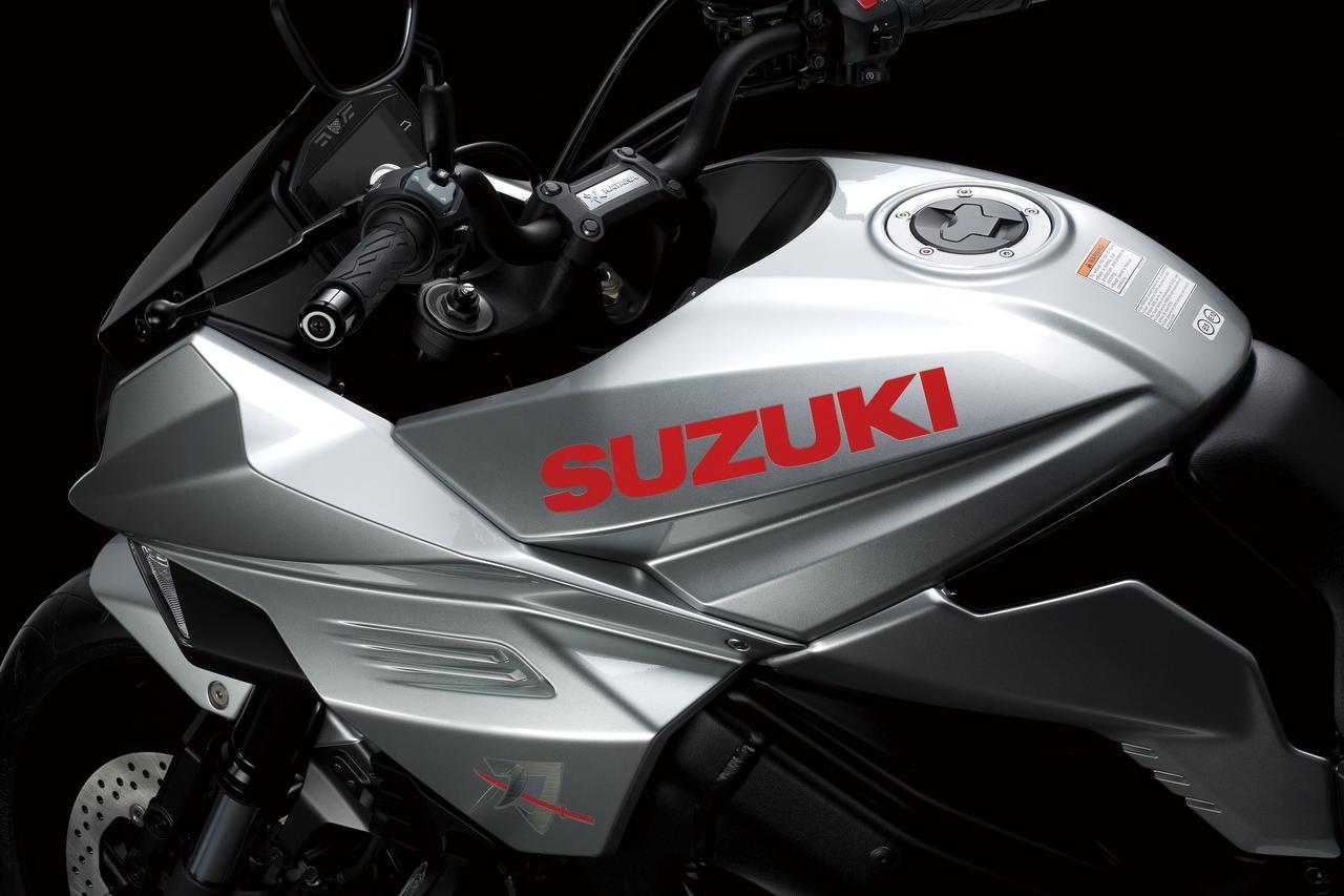 Images : 4番目の画像 - SUZUKI KATANA(カタナ) - webオートバイ
