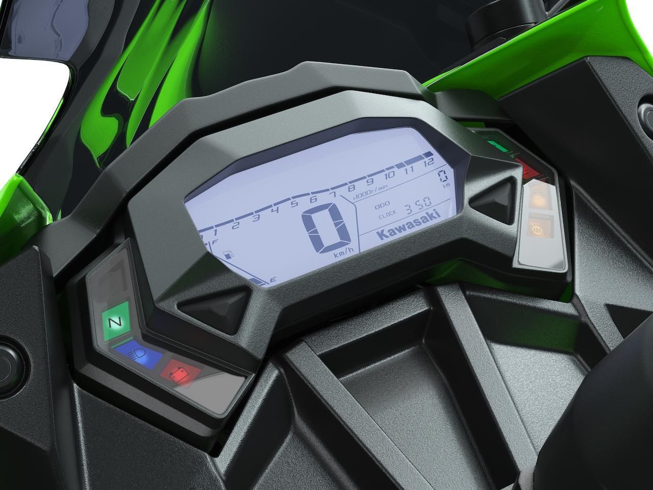 画像7: 軽量・コンパクトなボディに 15PSのDOHCシングルを搭載!