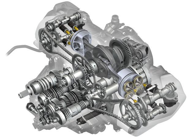 画像1: 新世代ボクサーエンジンに採用された 新機構、その名も「シフトカム」