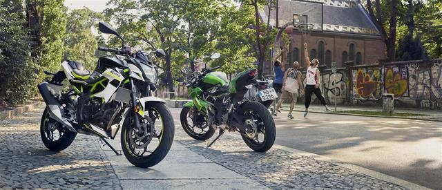 画像: Z125 MY 2019 - Kawasaki Europe