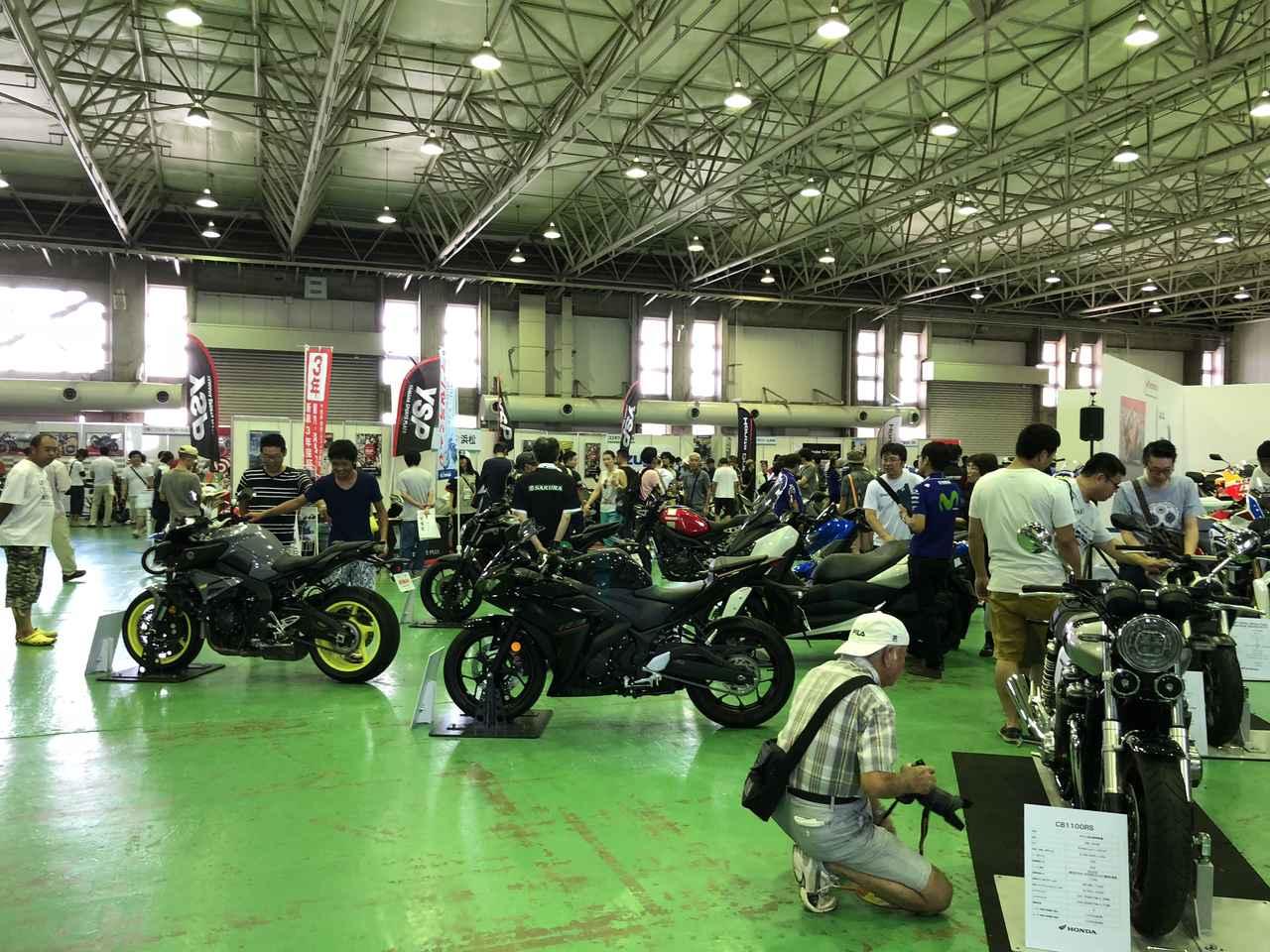 画像5: 「バイクのふるさと浜松」に行ってきました!(モリメグ)