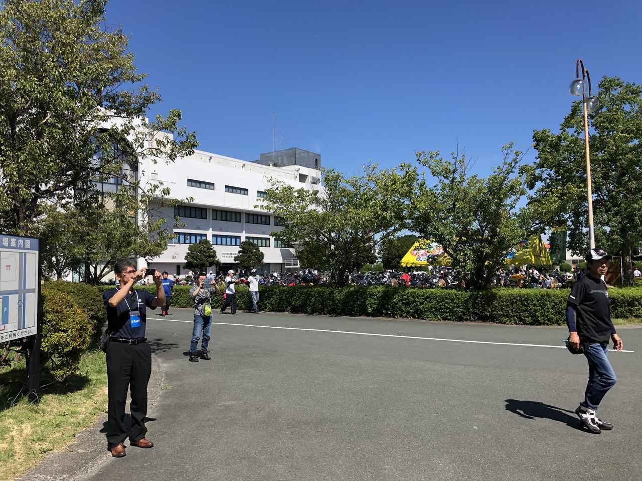 画像3: 「バイクのふるさと浜松」に行ってきました!(モリメグ)