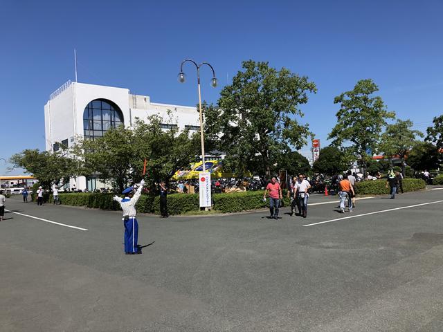 画像2: 「バイクのふるさと浜松」に行ってきました!(モリメグ)