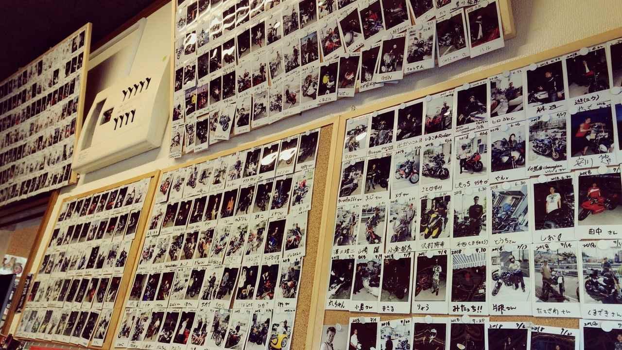 画像6: ライダーズカフェ「CAFE JOREN」さんと、バイクガレージ「B's Garage」さんへ行ってきました(梅本まどか)
