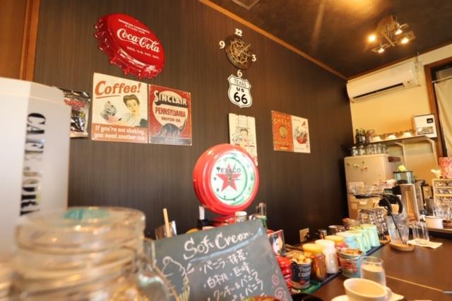 画像3: ライダーズカフェ「CAFE JOREN」さんと、バイクガレージ「B's Garage」さんへ行ってきました(梅本まどか)