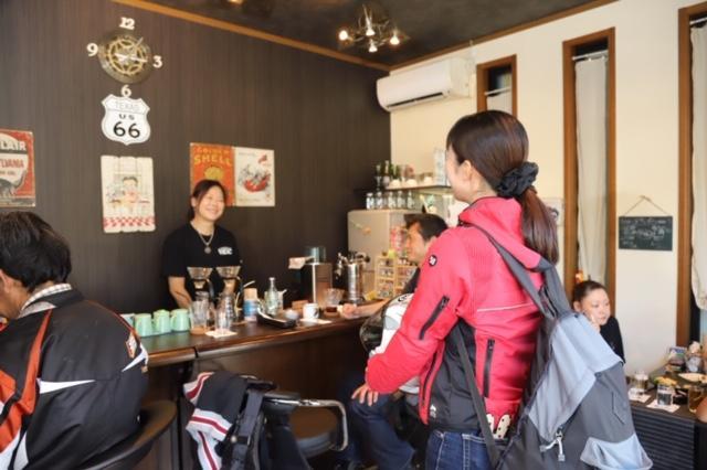 画像4: ライダーズカフェ「CAFE JOREN」さんと、バイクガレージ「B's Garage」さんへ行ってきました(梅本まどか)
