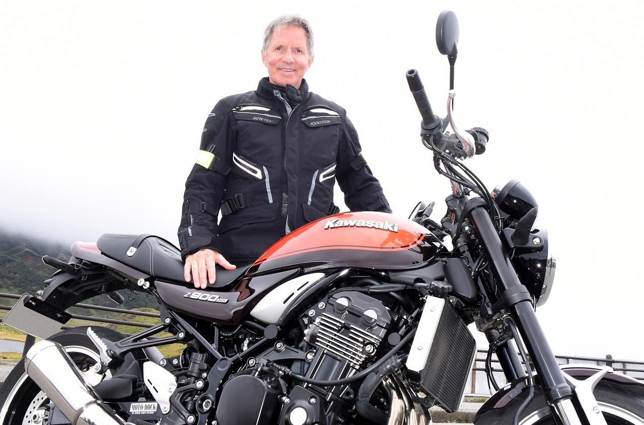 画像: キズキレンタルバイクさんには本当にお世話になりました。感謝感謝! この写真もなかなかレアでしょ^^