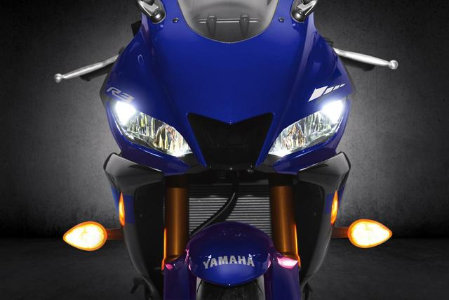 画像: フルLEDを採用したヘッドライト。