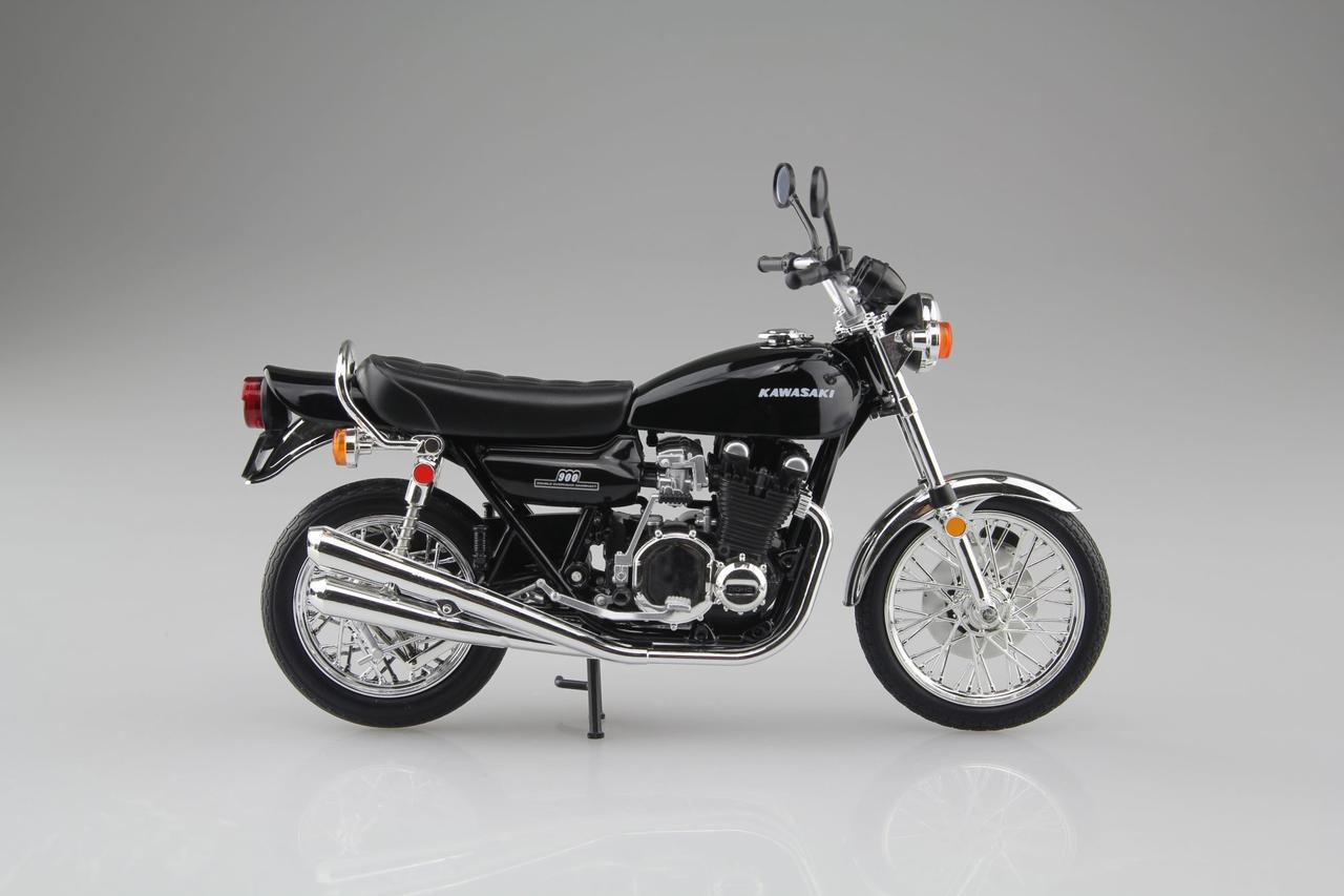 画像2: 「KAWASAKI 900Super4(Z1)」にブラックが追加され4色に