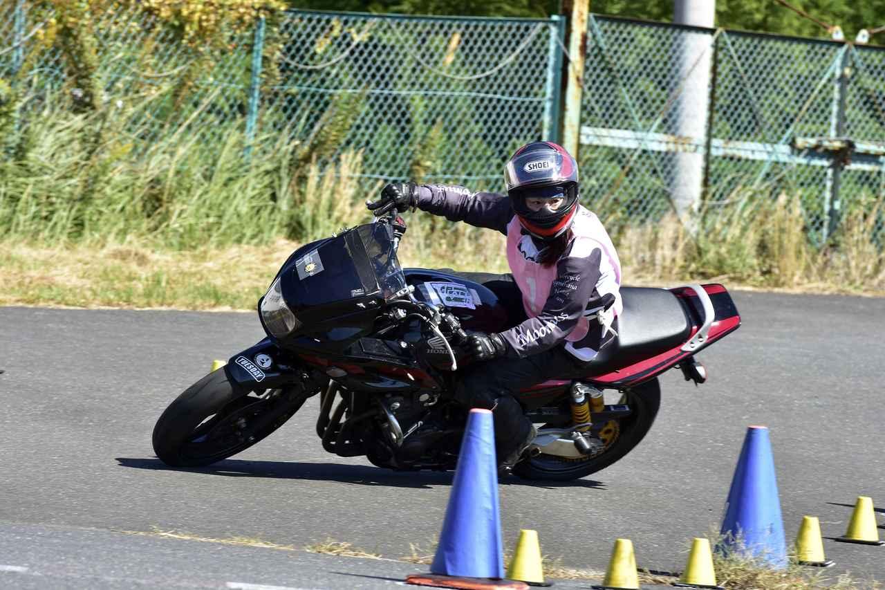 Images : 8番目の画像 - 2018ジムカーナJAPAN NL級 - webオートバイ