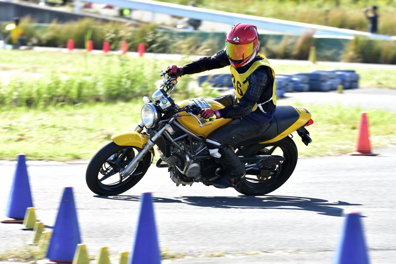 Images : 16番目の画像 - 2018ジムカーナJAPAN NO級 - webオートバイ