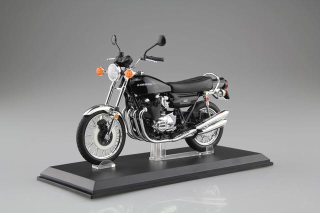 画像1: 「KAWASAKI 900Super4(Z1)」にブラックが追加され4色に