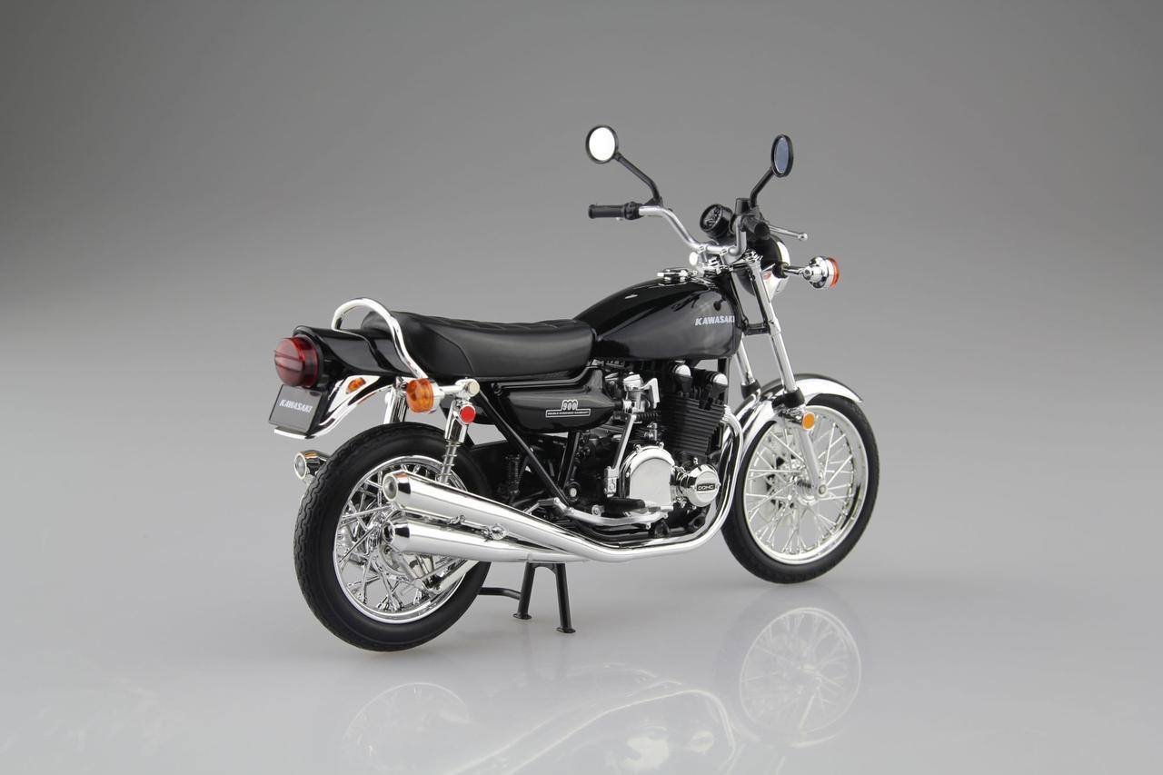 画像4: 「KAWASAKI 900Super4(Z1)」にブラックが追加され4色に