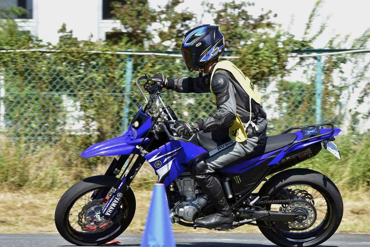Images : 36番目の画像 - 2018ジムカーナJAPAN NO級 - webオートバイ