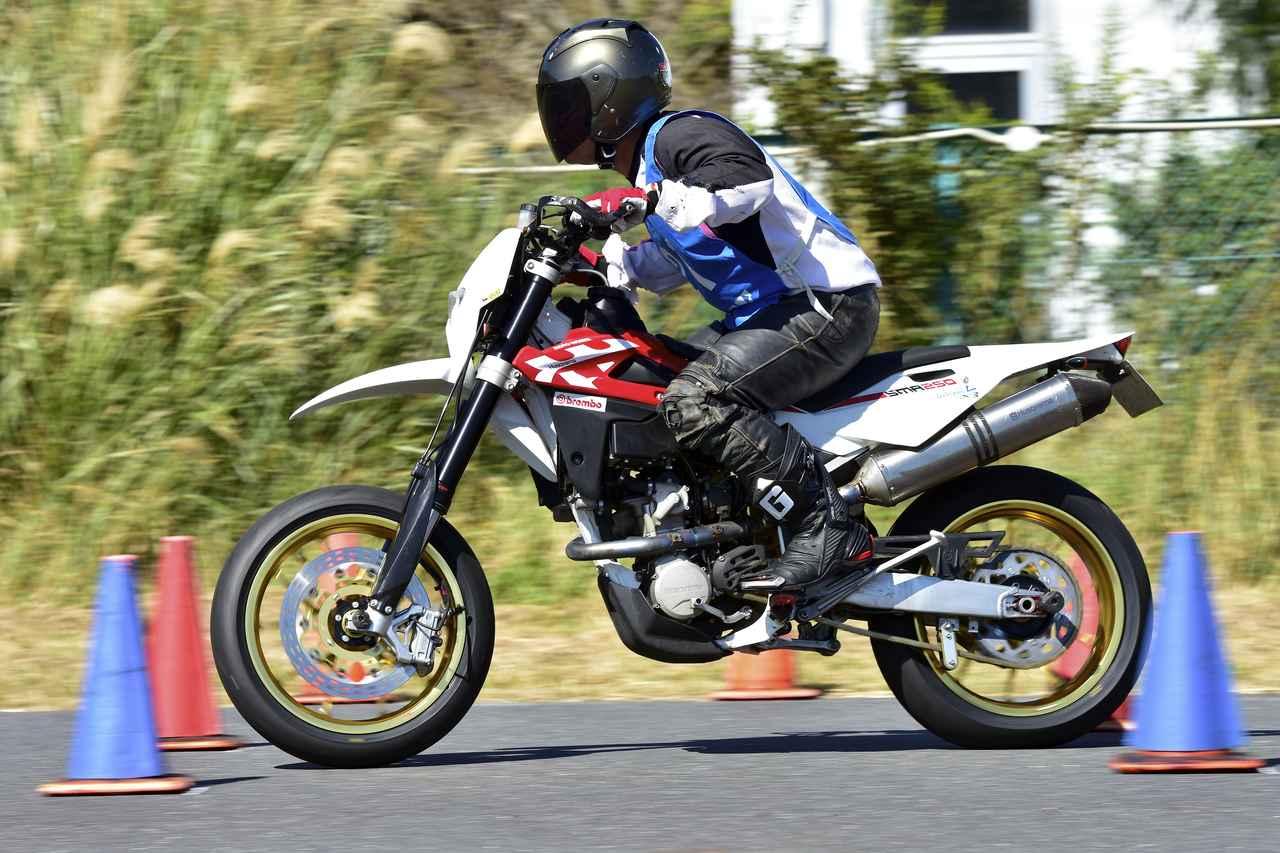 画像 : 17番目の画像 - 2018ジムカーナJAPAN B級 - webオートバイ