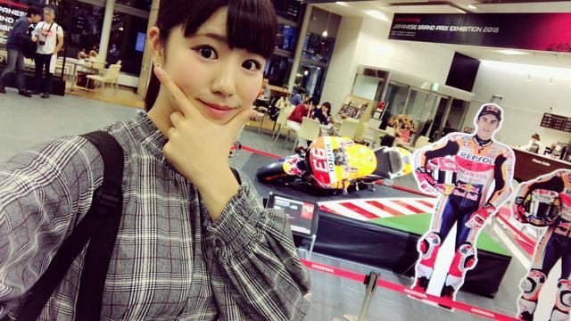 画像15: 「MOTUL 日本グランプリ ファンミーティング」に行ってきました!(梅本まどか)