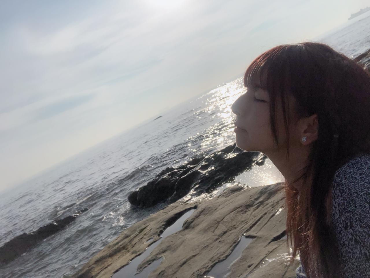 画像8: お友達と貝焼きを食べにツーリング♡(葉月美優)