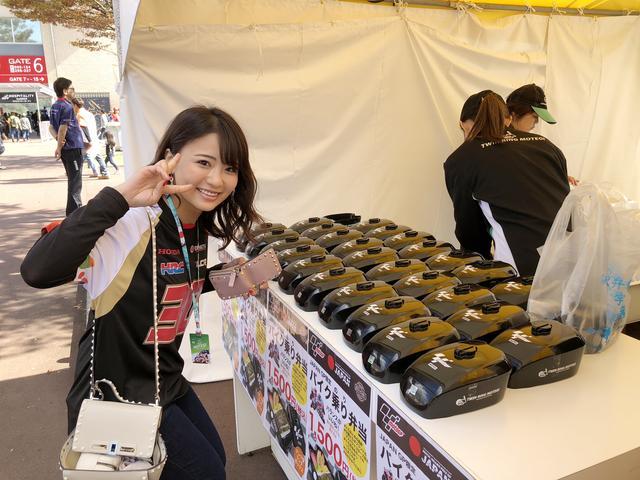 画像3: 念願の「TAKAのトロフィーバーガー30」! 静香ちゃんとも久々の再会!(平嶋夏海)