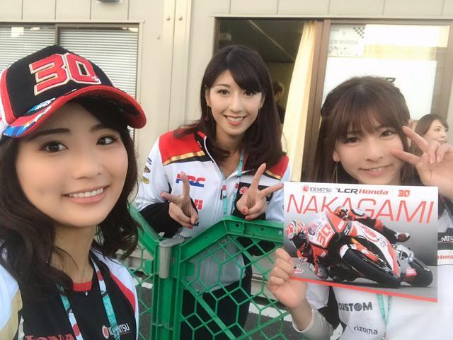 画像28: 初めてのMotoGP(日本GP)観戦を、たくさんの写真でお届けします!(葉月美優)