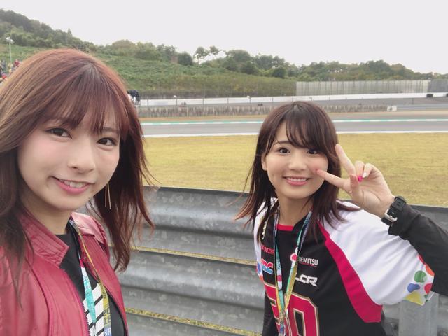画像18: 初めてのMotoGP(日本GP)観戦を、たくさんの写真でお届けします!(葉月美優)