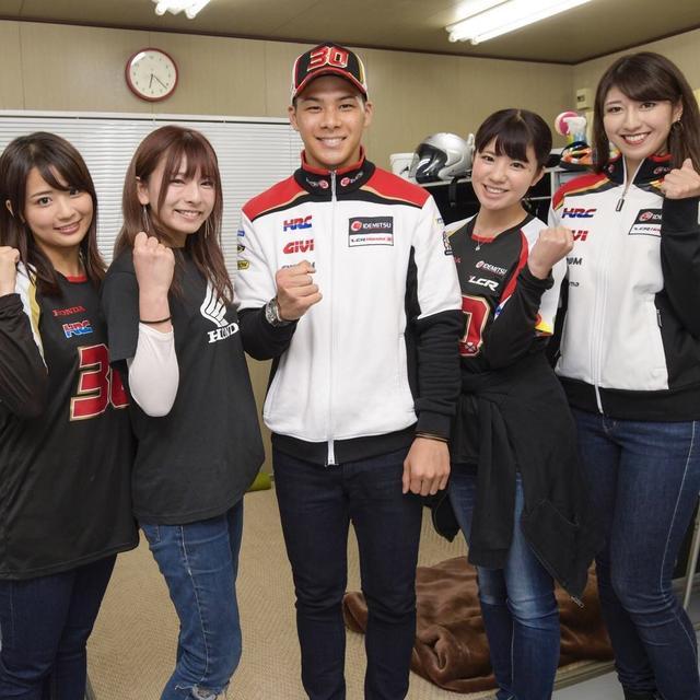 画像25: 初めてのMotoGP(日本GP)観戦を、たくさんの写真でお届けします!(葉月美優)