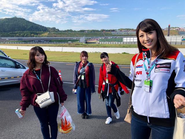 画像34: 初めてのMotoGP(日本GP)観戦を、たくさんの写真でお届けします!(葉月美優)
