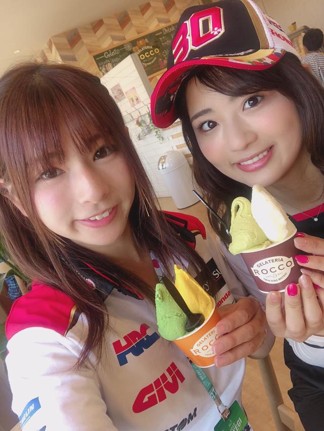 画像21: 初めてのMotoGP(日本GP)観戦を、たくさんの写真でお届けします!(葉月美優)