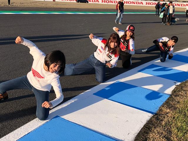 画像33: 初めてのMotoGP(日本GP)観戦を、たくさんの写真でお届けします!(葉月美優)