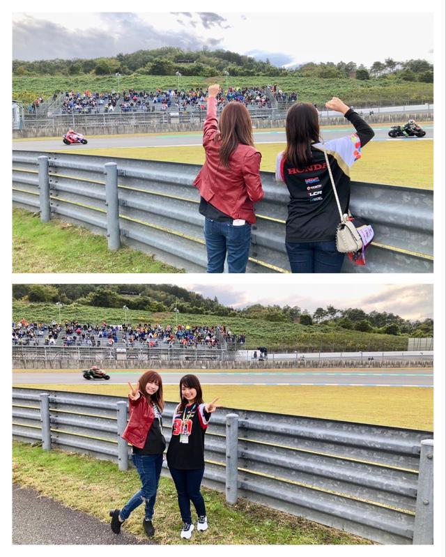 画像17: 初めてのMotoGP(日本GP)観戦を、たくさんの写真でお届けします!(葉月美優)