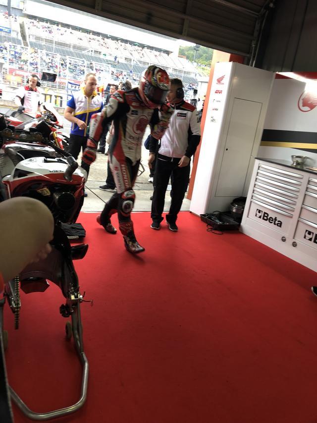 画像15: 初めてのMotoGP(日本GP)観戦を、たくさんの写真でお届けします!(葉月美優)