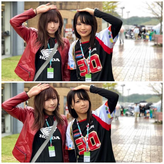 画像27: 初めてのMotoGP(日本GP)観戦を、たくさんの写真でお届けします!(葉月美優)