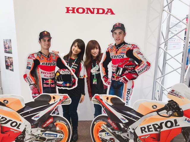 画像5: 初めてのMotoGP(日本GP)観戦を、たくさんの写真でお届けします!(葉月美優)