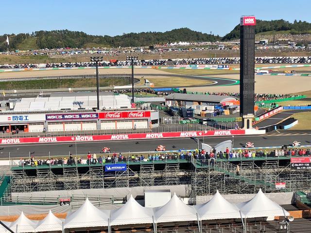 画像22: 初めてのMotoGP(日本GP)観戦を、たくさんの写真でお届けします!(葉月美優)
