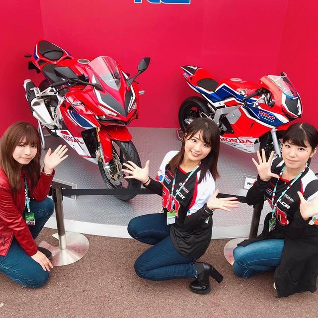 画像11: 初めてのMotoGP(日本GP)観戦を、たくさんの写真でお届けします!(葉月美優)