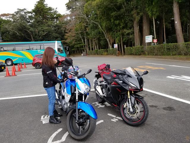 画像1: 鹿島神宮に無事到着(;_;)♡ ほっとしたわ~。