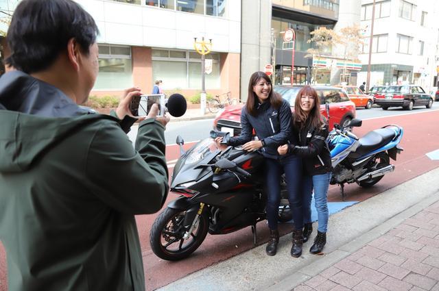 画像: このムービーはオートバイ公式Twitterで公開されてます!