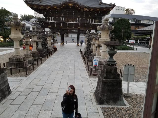 画像2: 調べたところ成田山新勝寺も16時までになっていましたが、 本堂には入れたのでお参り(*˘︶˘人)