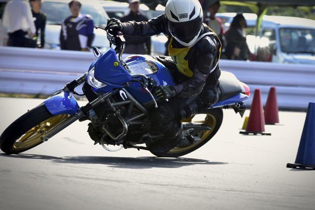 画像: オートバイ杯ジムカーナ、ついに今シーズンも最終戦…