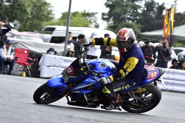 画像: SB級ランキング1位 作田隆義&GSX-S1000