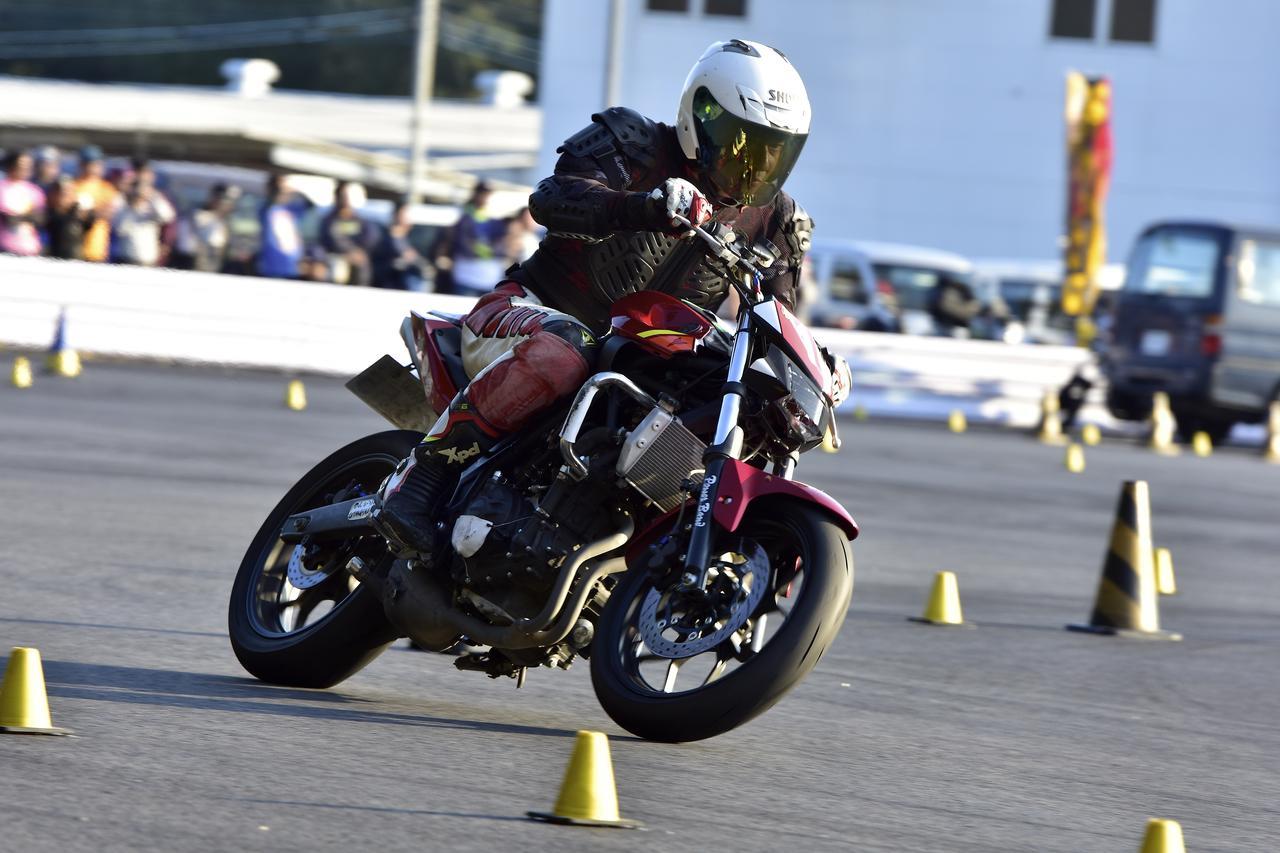 Images : 32番目の画像 - 2018オートバイ杯ジムカーナ第5戦 フォトレポート(その2) - webオートバイ