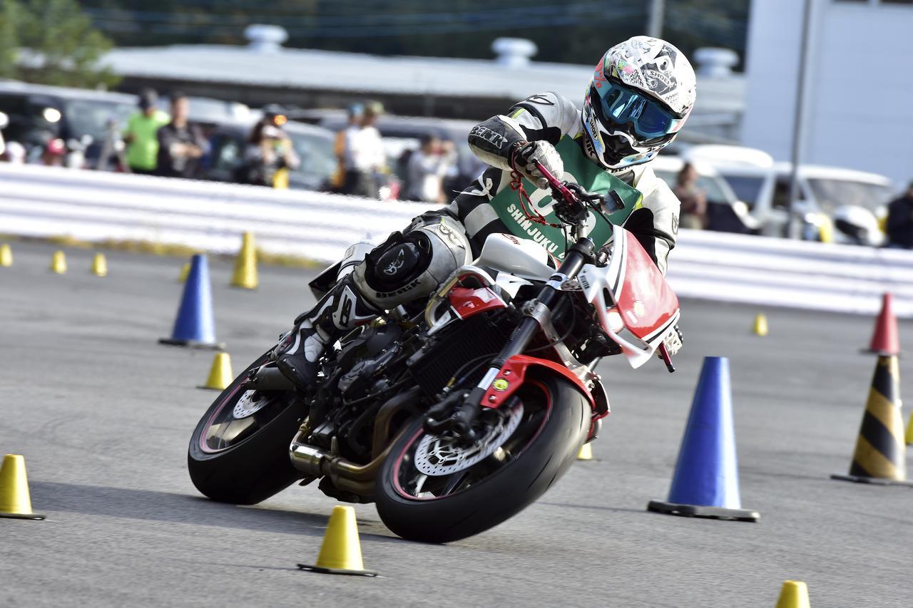 Images : 8番目の画像 - 2018オートバイ杯ジムカーナ第5戦 フォトレポート(その2) - webオートバイ
