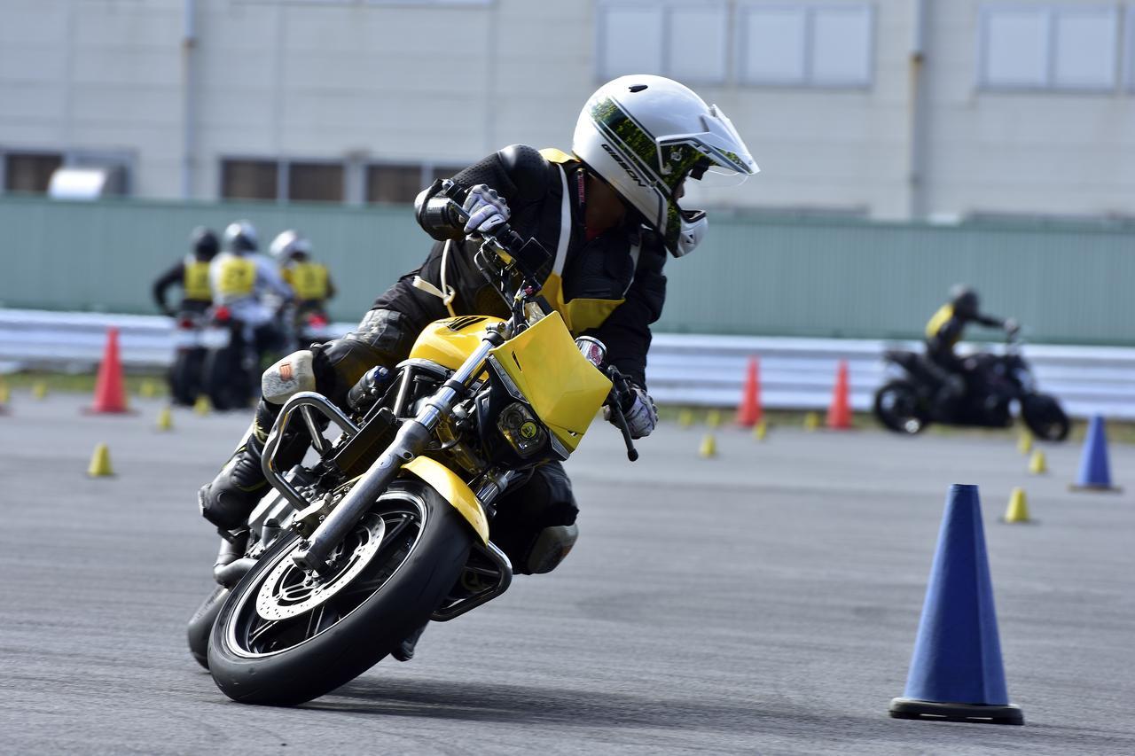 Images : 28番目の画像 - 2018オートバイ杯ジムカーナ第5戦 フォトレポート(その2) - webオートバイ