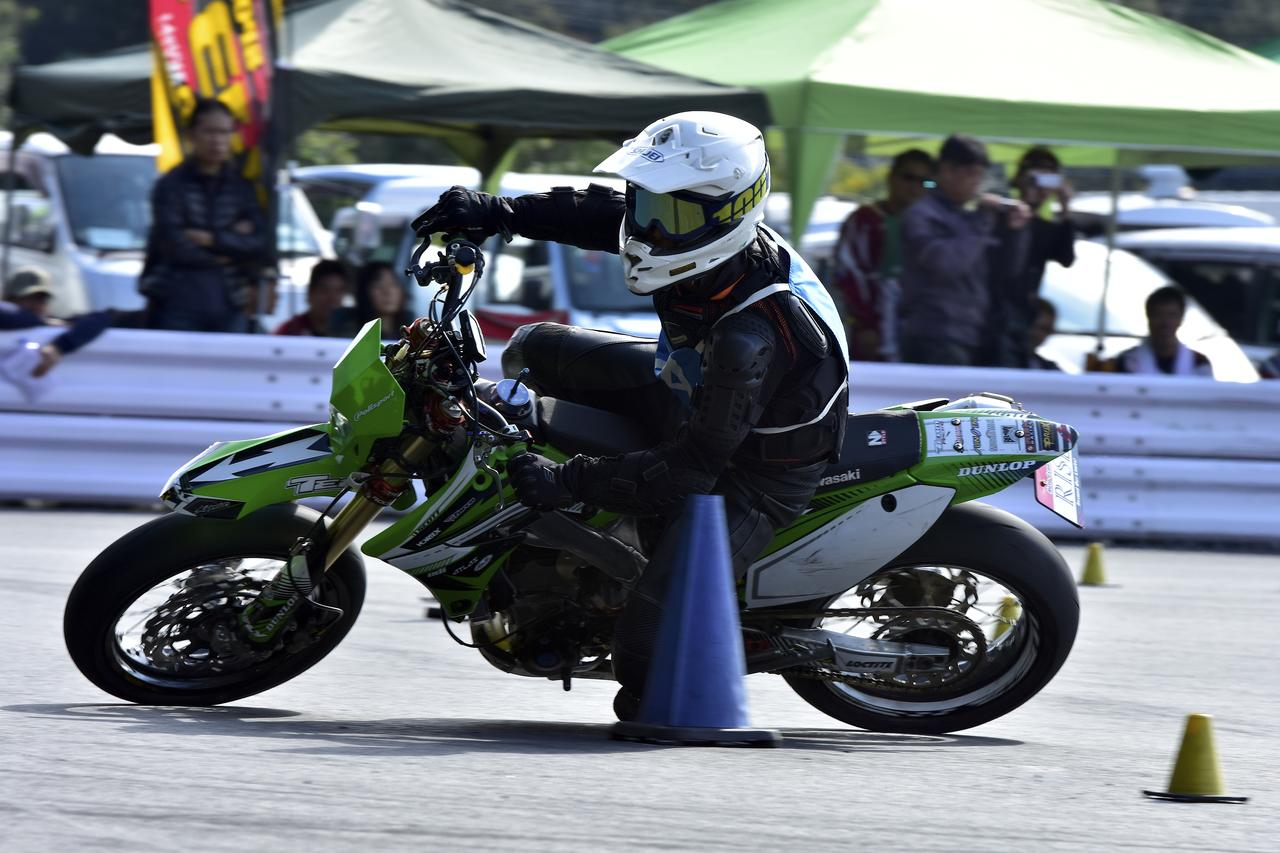 Images : 9番目の画像 - 2018オートバイ杯ジムカーナ第5戦 フォトレポート(その2) - webオートバイ