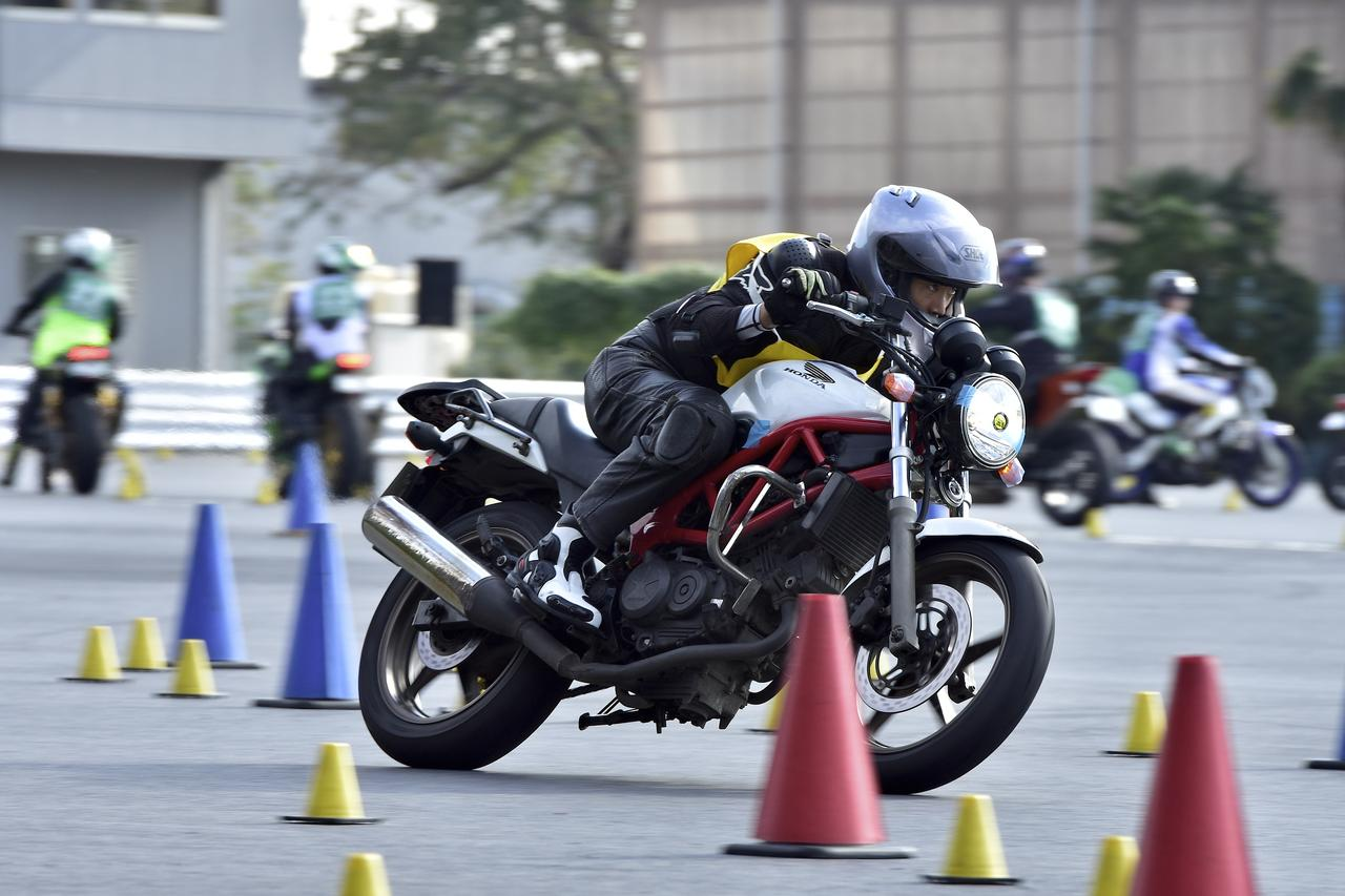 Images : 6番目の画像 - 2018オートバイ杯ジムカーナ第5戦 フォトレポート(その2) - webオートバイ
