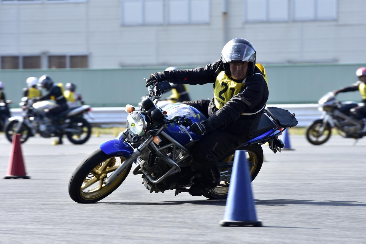Images : 29番目の画像 - 2018オートバイ杯ジムカーナ第5戦 フォトレポート(その2) - webオートバイ