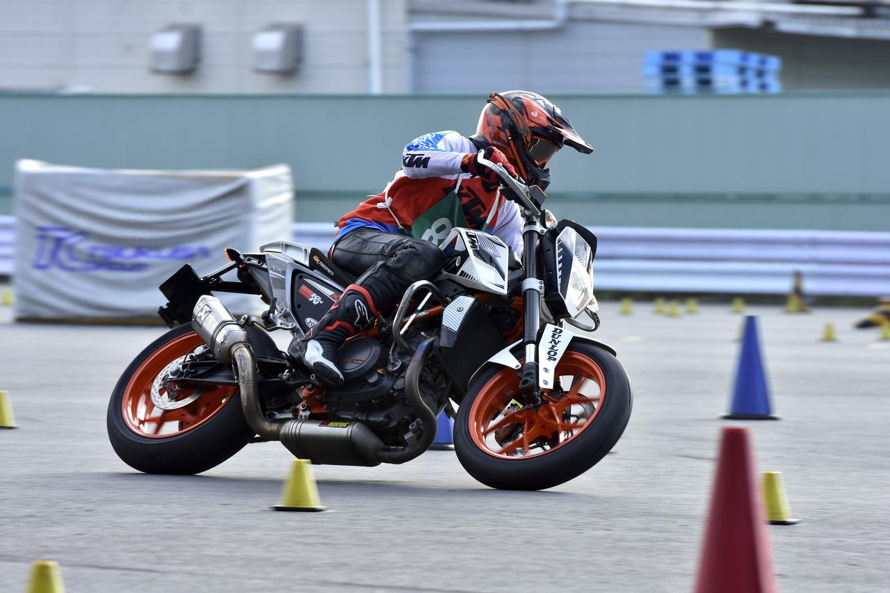 Images : 10番目の画像 - 2018オートバイ杯ジムカーナ第5戦 フォトレポート(その2) - webオートバイ