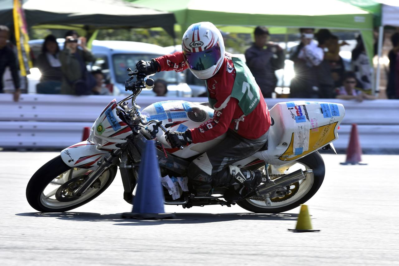 Images : 4番目の画像 - 2018オートバイ杯ジムカーナ第5戦 フォトレポート(その2) - webオートバイ